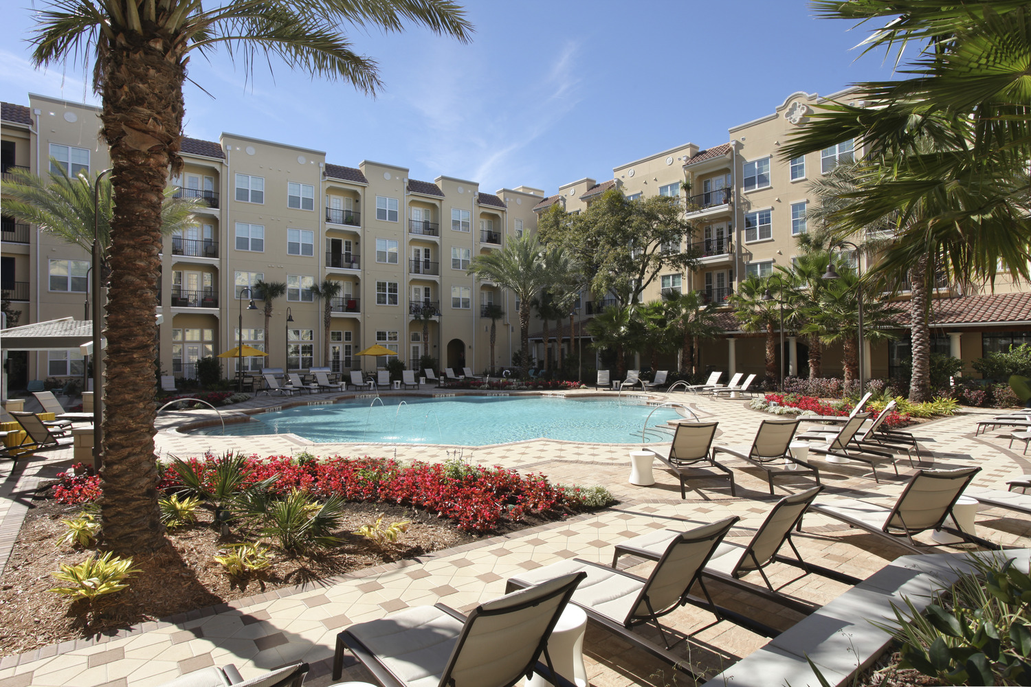 CBG builds Post Soho Square, a 231-Unit Mixed-Use Luxury Apartment Community in Tampa, FL - Image #1