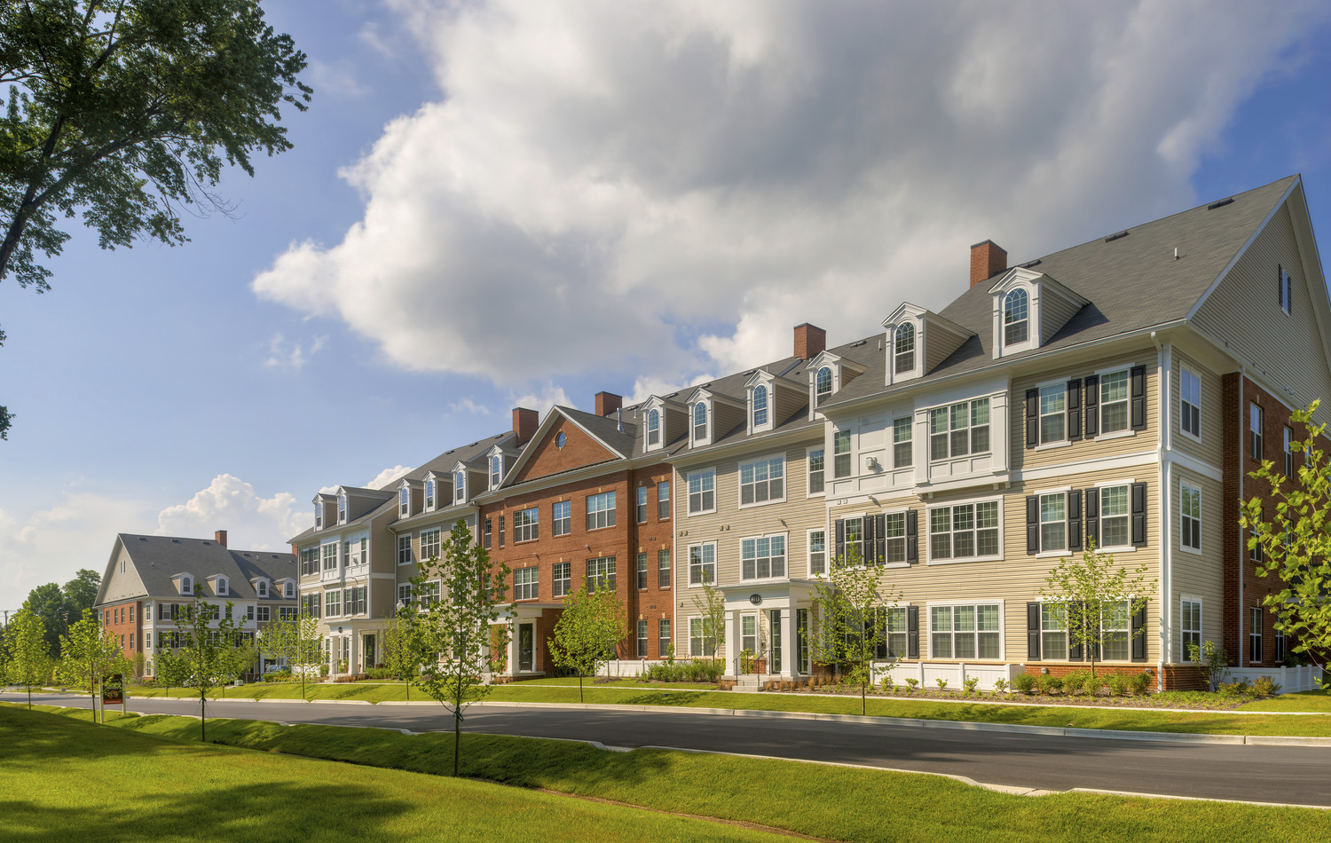 CBG builds Creekstone Village Apartments, a 193-Unit Affordable Garden-Style Apartment Community in Pasadena, MD