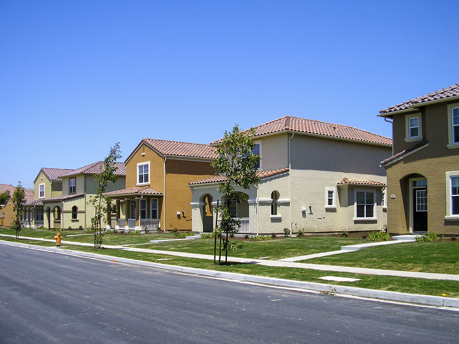 CBG builds The Village at Camp Parks, a 114 Single-Family Homes and Neighborhood Center in Dublin, CA - Image #1