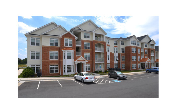 CBG builds Orchard Bridge Apartments, a 368 Walk-Up Apartment Community with Clubhouse in Manassas, VA - Image #1