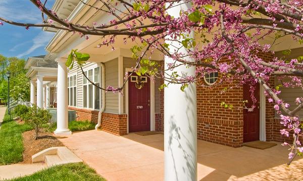 CBG builds Jefferson Ridge, a 234 Luxury Apartments in Charlottesville, VA - Image #3
