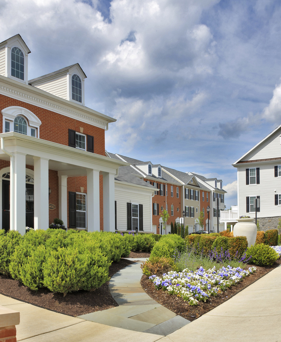CBG builds The Enclave at Emerson, a 164 Luxury Rental Townhomes and Apartments in Laurel, MD - Image #2