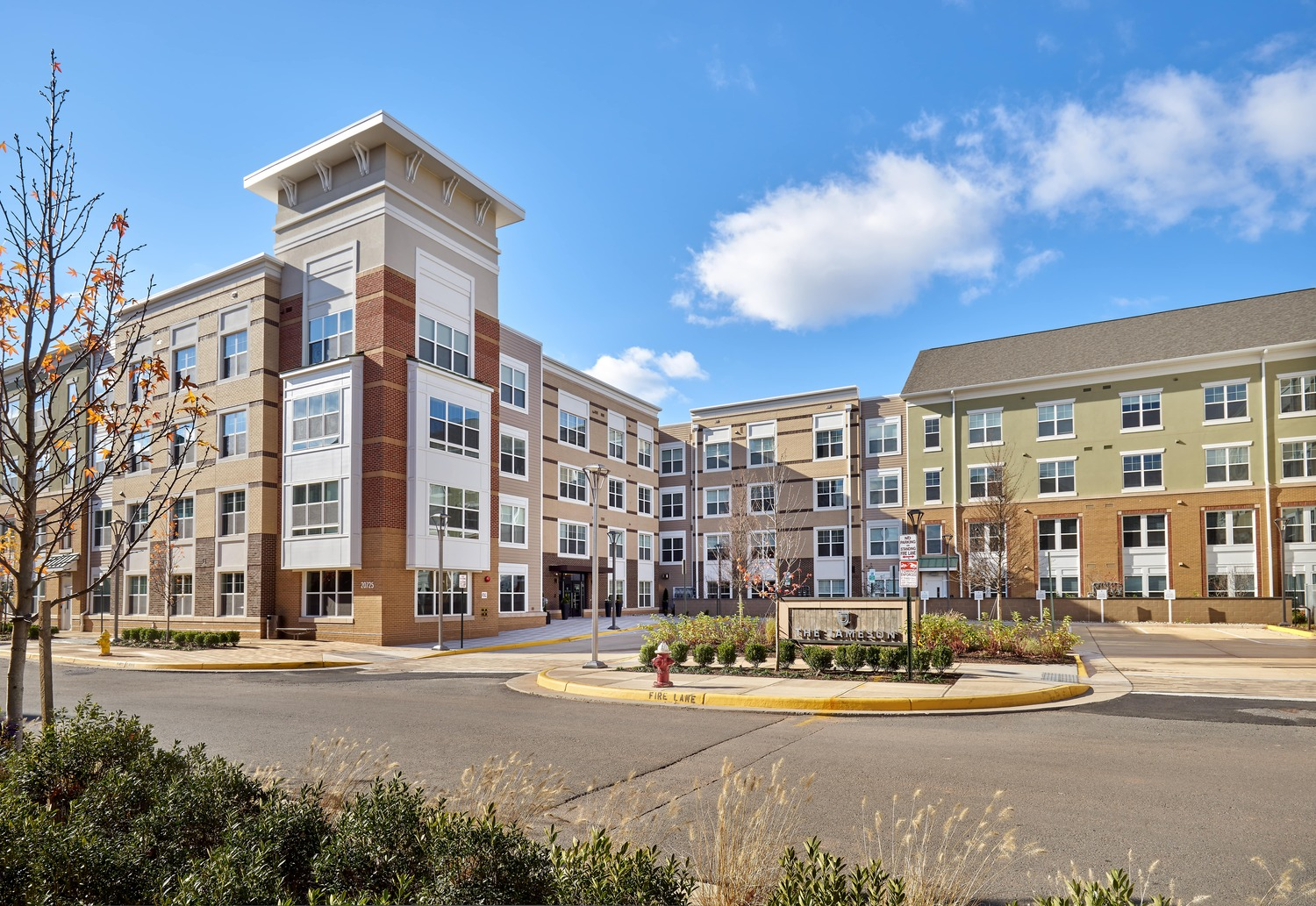 CBG builds The Jameson at Kincora, a 333-Unit Market-Rate Community in Master Development in Sterling, VA - Image #1