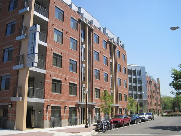 CBG builds North Tract Lofts, a 184 Apartment Units, 4,700-SF Amenity Area, and Two Stories of Underground Parking in Arlington, VA - Image #6