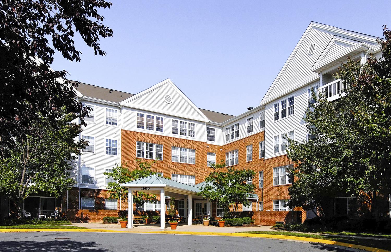 CBG builds Kendrick Court at McNair Farm, a 139 Senior Housing Apartments in Herndon, VA - Image #1