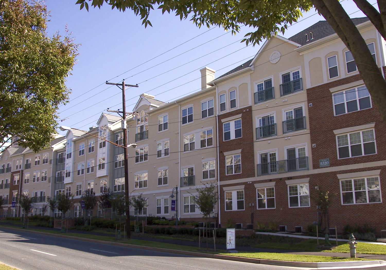 CBG builds The Blair Towns, a 78 LEED® Certified Luxury Townhomes in Silver Spring, MD - Image #2