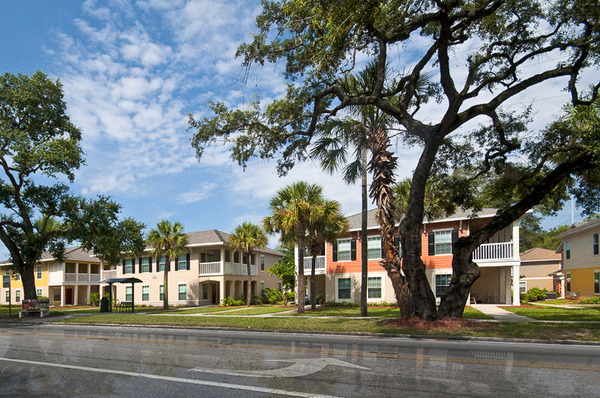 CBG builds Belmont Heights Estates Phase II, a 358-Unit Apartment Community Under Hope VI Revitalization in Tampa, FL - Image #1