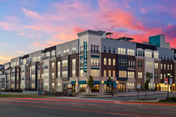 CBG builds Bell Shady Grove, a 315-Unit Mixed-Use Community with Amenities in Rockville, MD - Image #1