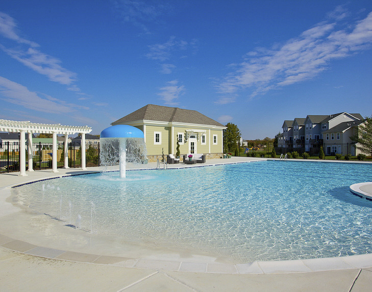 CBG builds Liberty Park at Joint Base Andrews, a 201 New and 162 Renovated Homes for Military Families in the Air Force in Andrews AFB, MD - Image #2