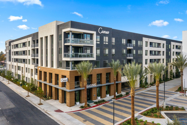 CBG builds Cameo, a 262-Unit Luxury Community with Rooftop and Amenities in Orange, CA - Image #1