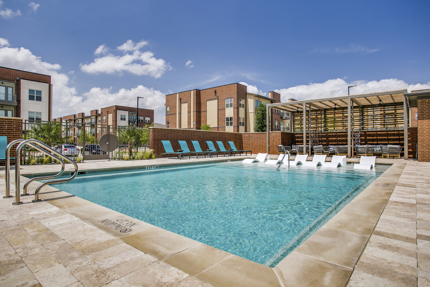 CBG builds Domain at the One Forty, a 10-Building Garden-Style Community with Amenities in Garland, TX - Image #6