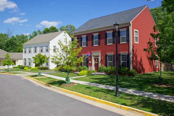 CBG builds Fort Belvoir Military Family Housing, a 2,211 Military Homes and Five Neighborhood Centers for the Army in Fort Belvoir, VA - Image #3