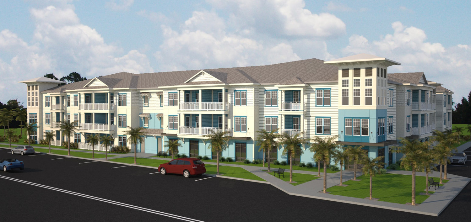 CBG to Build Two New Multifamily Communities in Florida - Press Release Image