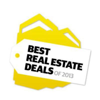 2013 Best of Real Estate Deal