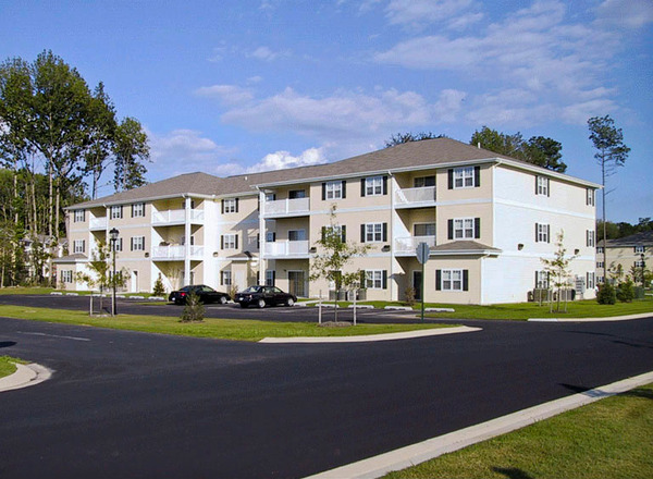 CBG builds Mill Pond Village Phase I, a 240 Market-Rate Apartments in Salisbury, MD - Image #1