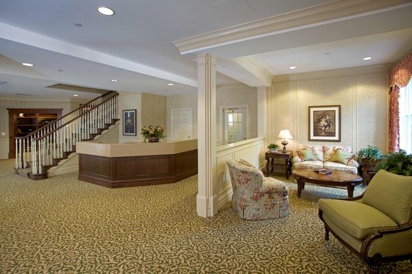 CBG builds The Woodlands, a 110-Unit Luxury Senior Living Campus in Fairfax, VA - Image #7