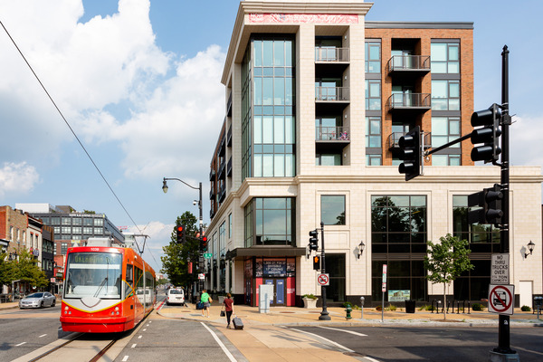 CBG builds 501 H Street, a 28-Unit Mixed-Use LEED® Gold Community in Washington, DC - Image #3