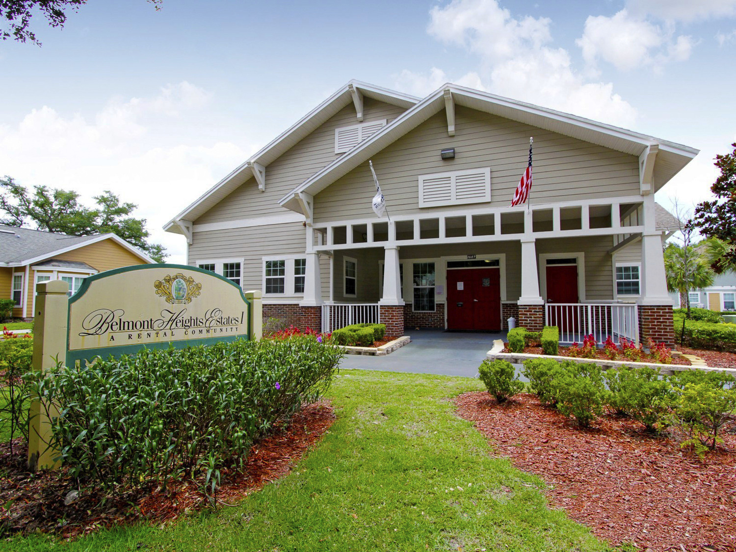 CBG builds Belmont Heights Estates Phase III, a 266-Unit Apartment Community - Hope VI Revitalization in Tampa, FL
