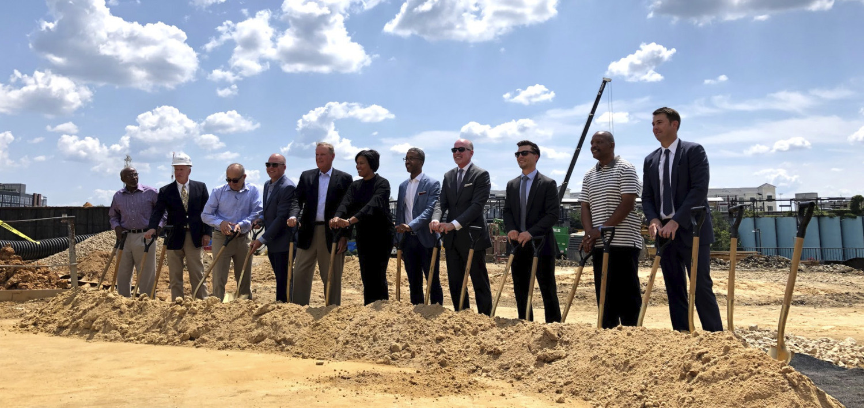 CBG Celebrates Bryant Street Groundbreaking with Community Members - Press Release Image