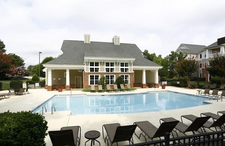 CBG builds Heather Park, a 208 Class A Apartments in Garner, NC - Image #4