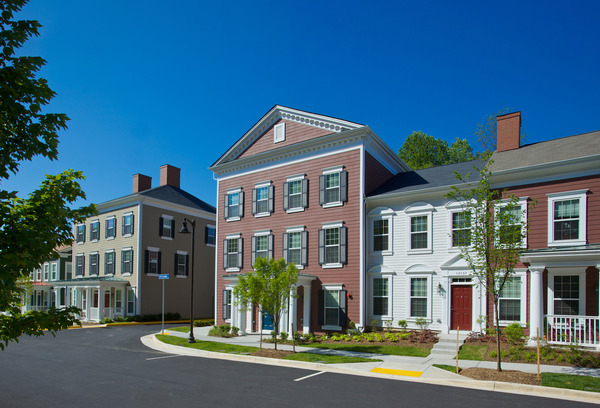 CBG builds George Mason University Faculty Housing, a 157 Townhomes Across 37 Buildings for University Faculty and Staff in Fairfax, VA - Image #5