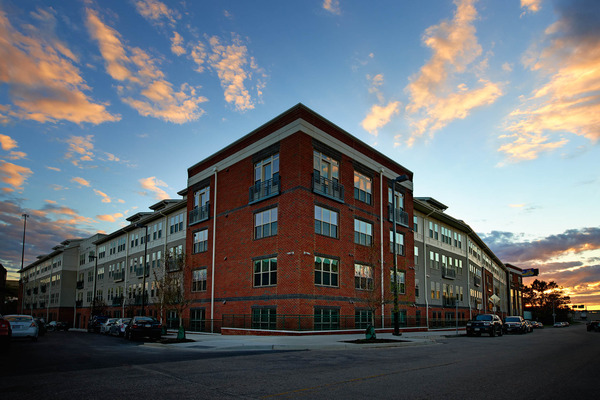 CBG builds 1901 South Charles Street, a 193-Unit Apartment Community with Attached Precast Garage in Baltimore, MD - Image #2