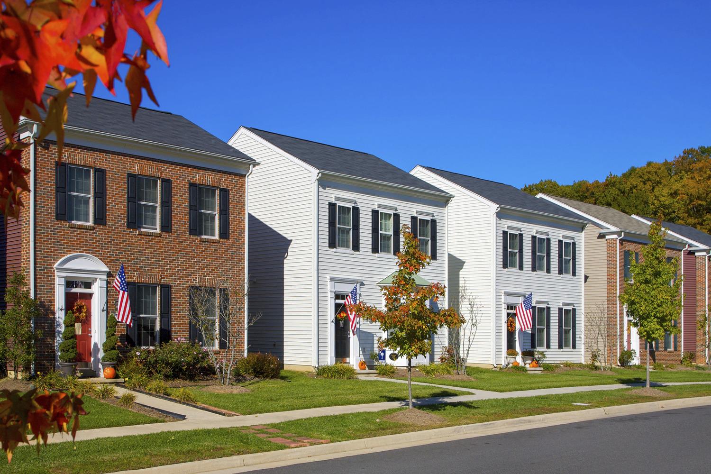 CBG builds Marine Corps Base Quantico Family Housing, a 1,134 Military Homes for the Marine Corps in Quantico, VA