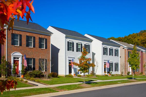 CBG builds Marine Corps Base Quantico Family Housing, a 1,134 Military Homes for the Marine Corps in Quantico, VA - Image #1