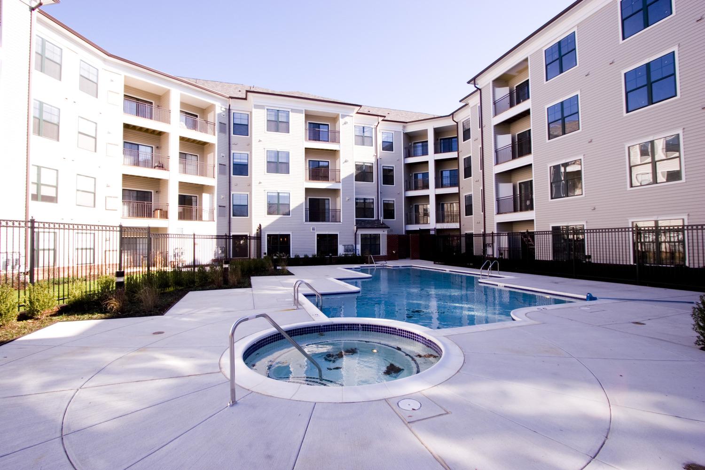 CBG builds The Metropolitan at Lorton Station, a 251 Market-Rate Apartments in Lorton, VA - Image #1