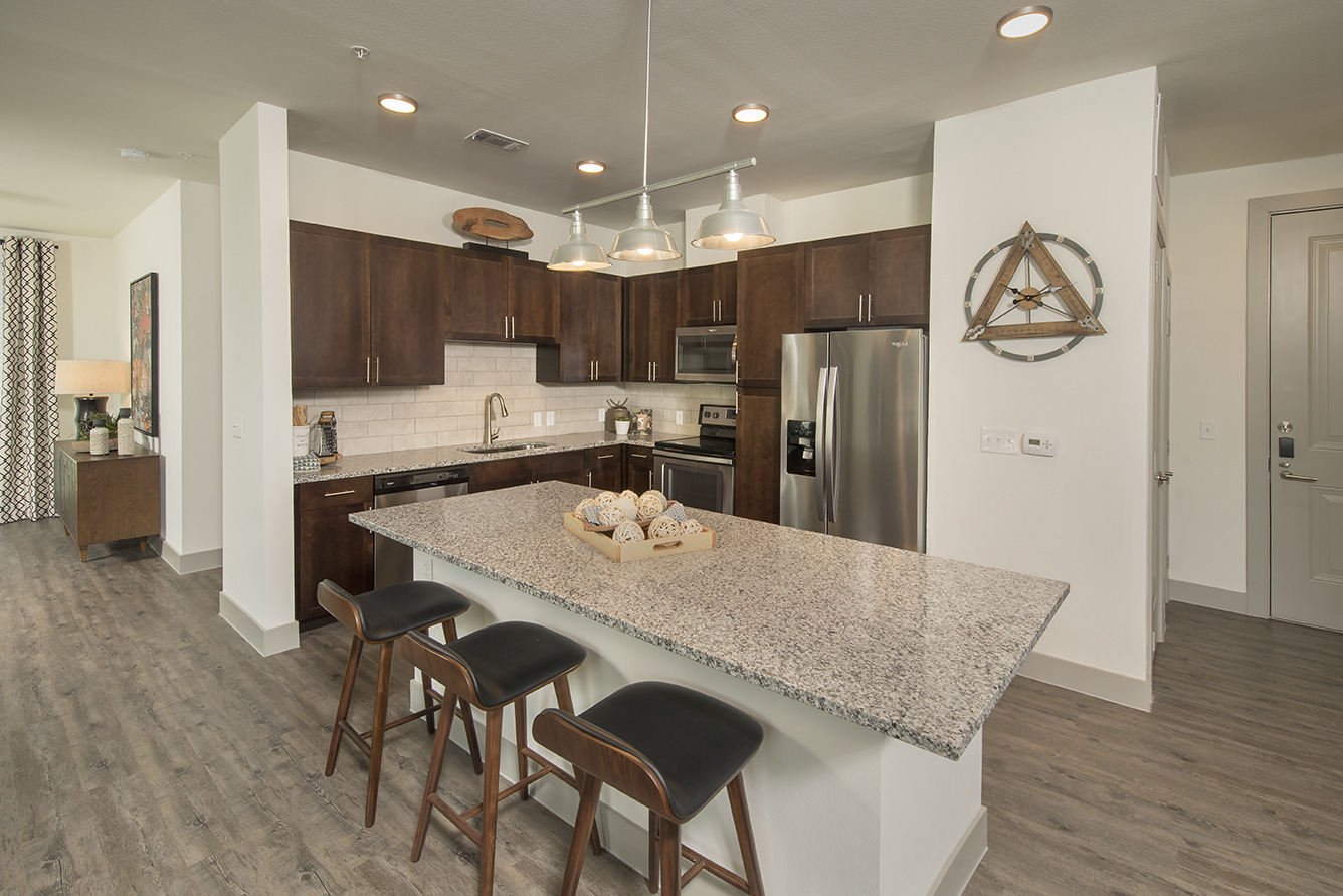 CBG builds Vitruvian West, a LEED® Silver Luxury Apartment Community with Amenities in Addison, TX - Image #4