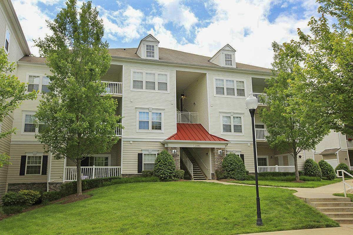 CBG builds The Park at Kingsview Village, a 326 Market-Rate Apartments in Germantown, MD