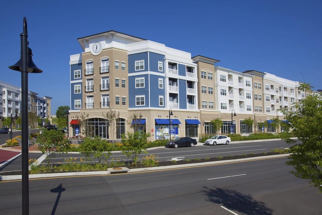 CBG builds City Center, a 291 Market-Rate Apartments and 45,000 SF of Retail in Mixed-Use Town Center in Manassas Park, VA - Image #5
