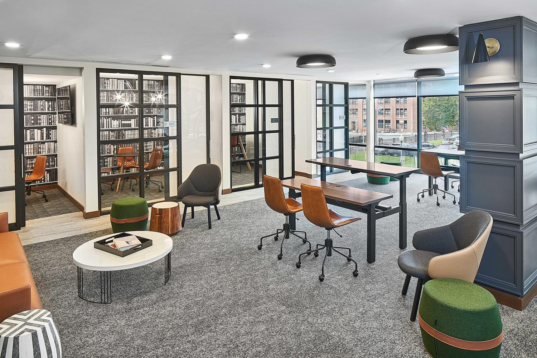 CBG builds Trellis House, a 319-Unit LEED® Platinum Mixed-Use Community with Amenities in Washington, DC - Image #5
