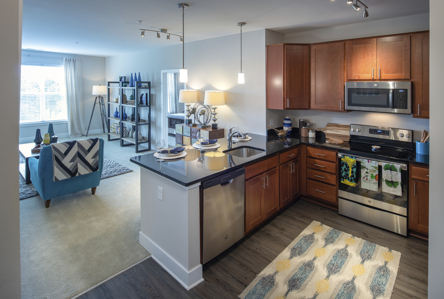 CBG builds The Elms at Century, a 300-Unit Market-Rate Apartment Community with Amenities in Germantown, MD - Image #3