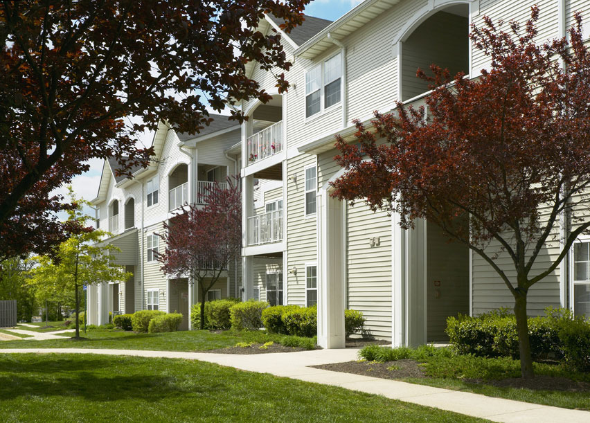 CBG builds Coppermine Run, a 288 Apartment Homes in Herndon, VA - Image #4