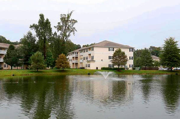 CBG builds Mill Pond Village Phase II, a 120 Garden-Style Luxury Apartment Community in Salisbury, MD - Image #1