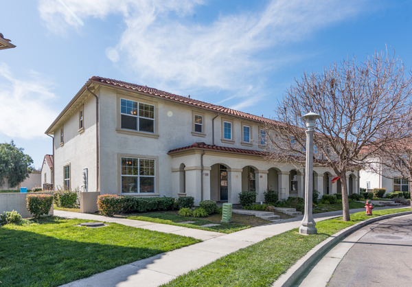 CBG builds Wescoat Village at Moffett Field, a 190 Military Homes in Mountain View, CA - Image #1