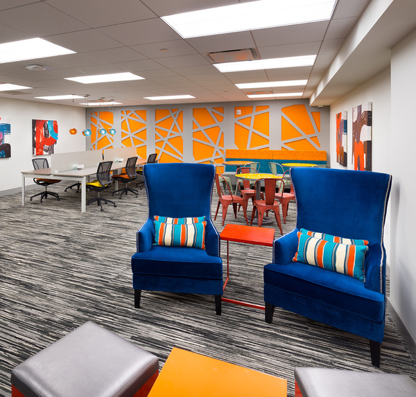CBG builds Varsity on K, a 12-Story Renovated Student Housing Community with Underground Parking in Washington, DC - Image #7