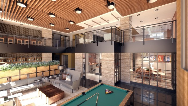 CBG builds Union Heights, a 325-Unit Luxury Apartment Community with Amenities in Washington, DC - Image #4