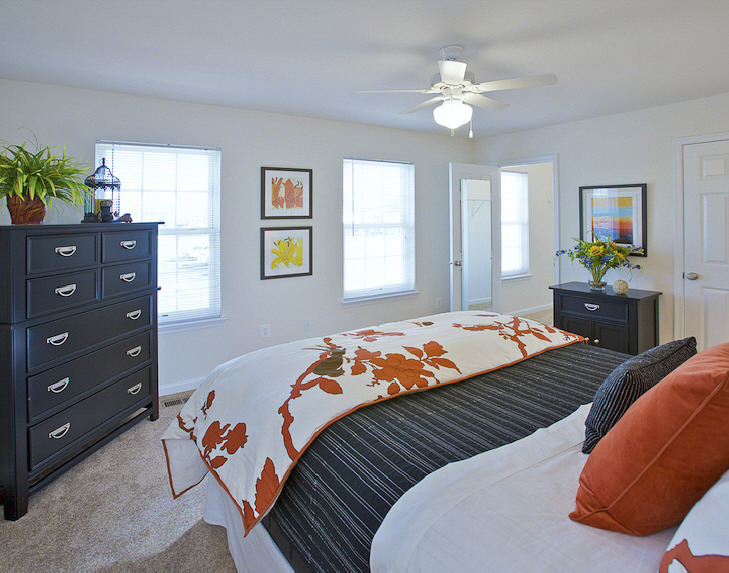 CBG builds Liberty Park at Joint Base Andrews, a 201 New and 162 Renovated Homes for Military Families in the Air Force in Andrews AFB, MD - Image #3