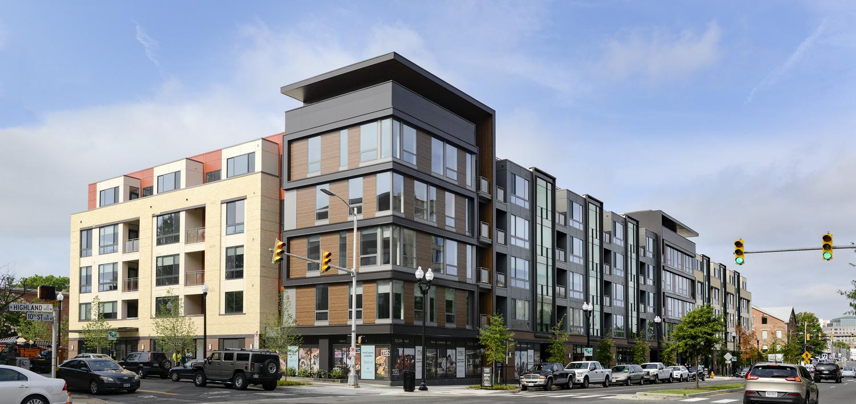 CBG Completes Luxury Community in Arlington's Clarendon Neighborhood Press Release Image