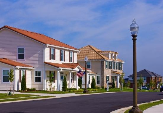 CBG builds Bolling Air Force Base Family Housing, a 166 New and Renovated On-Base Homes for the Air Force in Washington, DC