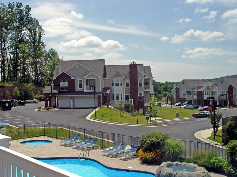 """CBG builds Carriage Hill Phase II, a 140-Unit Class A """"Big House"""" Apartment Community in Charlottesville, VA - Image #3"""