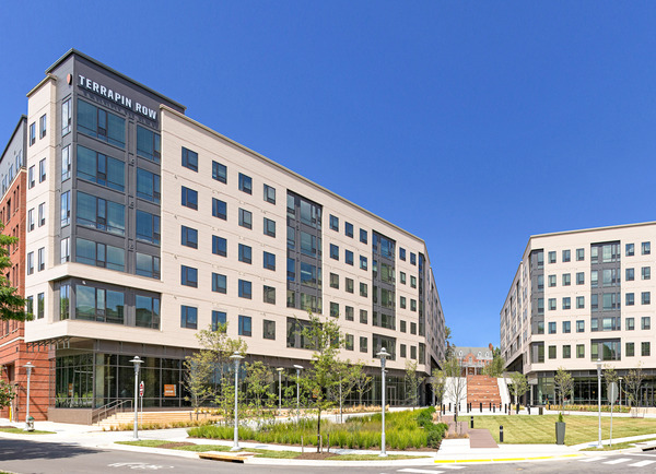 CBG builds Terrapin Row, a 1,493-Bed, 418-Unit Mixed-Use Student Housing Community with Retail in College Park, MD - Image #2