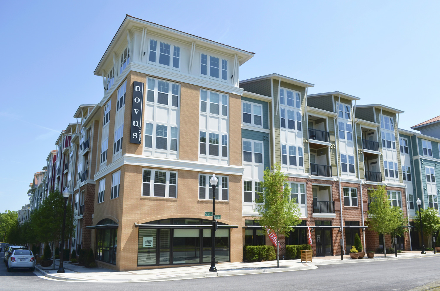 CBG builds Novus Odenton, a 244-Unit Luxury Apartment Community in Odenton, MD - Image #1