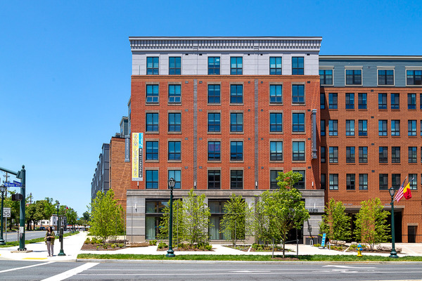 CBG builds The Metropolitan Rockville Town Center, a 275-Unit Mixed-Use Community with Below-Grade Parking in Rockville, MD - Image #4