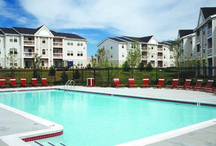 CBG builds The Fields of Ashburn, a 174 Tax-Credit Apartments in Ashburn, VA