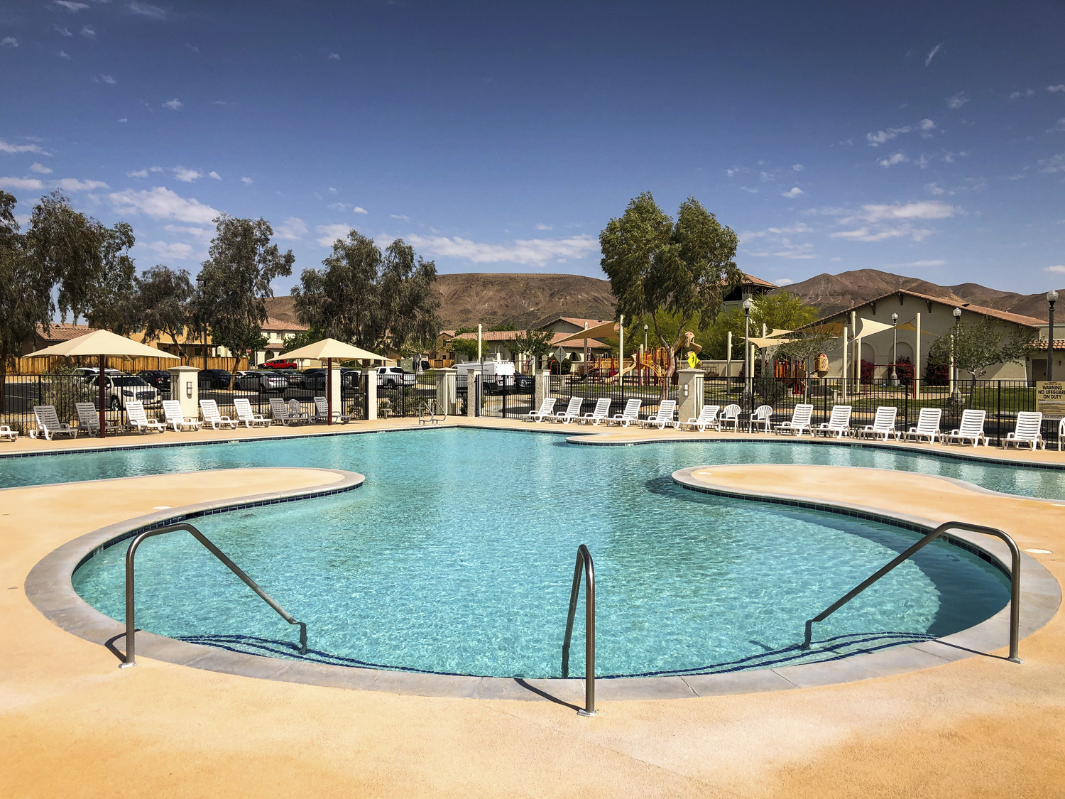 CBG builds The Villages at Fort Irwin, a 807 New Military Homes and 200 Senior Unaccompanied Housing Units in Fort Irwin, CA - Image #5