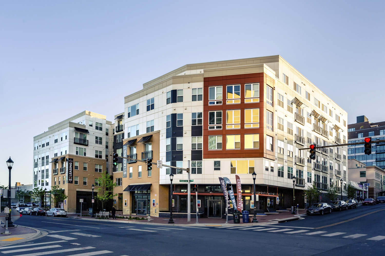 CBG builds Fenton Silver Spring, a LEED® Gold 124-Unit Affordable Community with Amenities and Retail in Silver Spring, MD