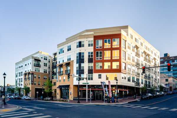 CBG builds Fenton Silver Spring, a LEED® Gold 124-Unit Affordable Community with Amenities and Retail in Silver Spring, MD - Image #1